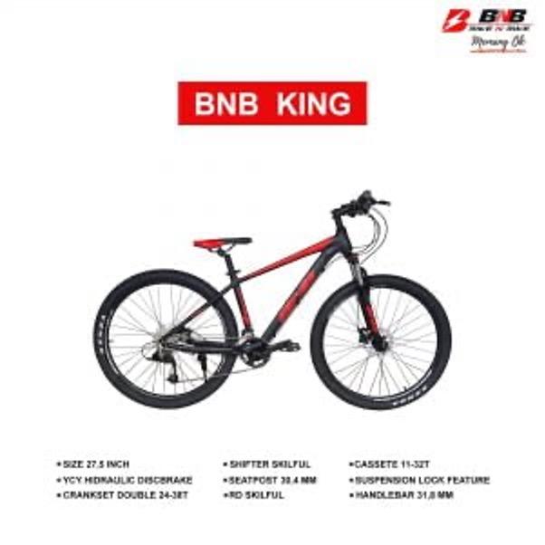 Sepeda BNB King